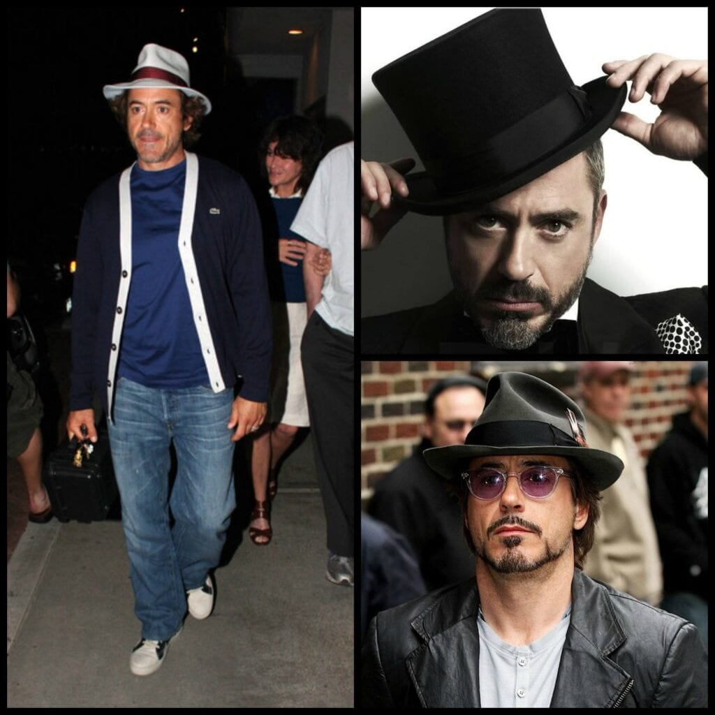 PicMonkey-3Collage-1024x1024 Men Outfits with Hats – 15 Ways to Wear Different Hats Fashionably