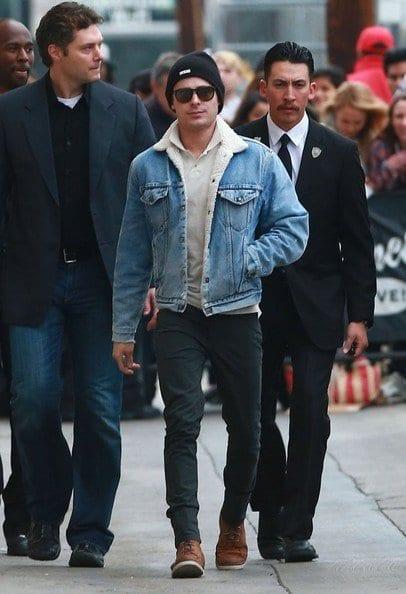 Denim Jacket For Men