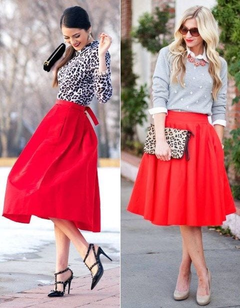 add-cheetah-print Outfits for Winter Wedding - 19 Best Winter Dresses for Wedding