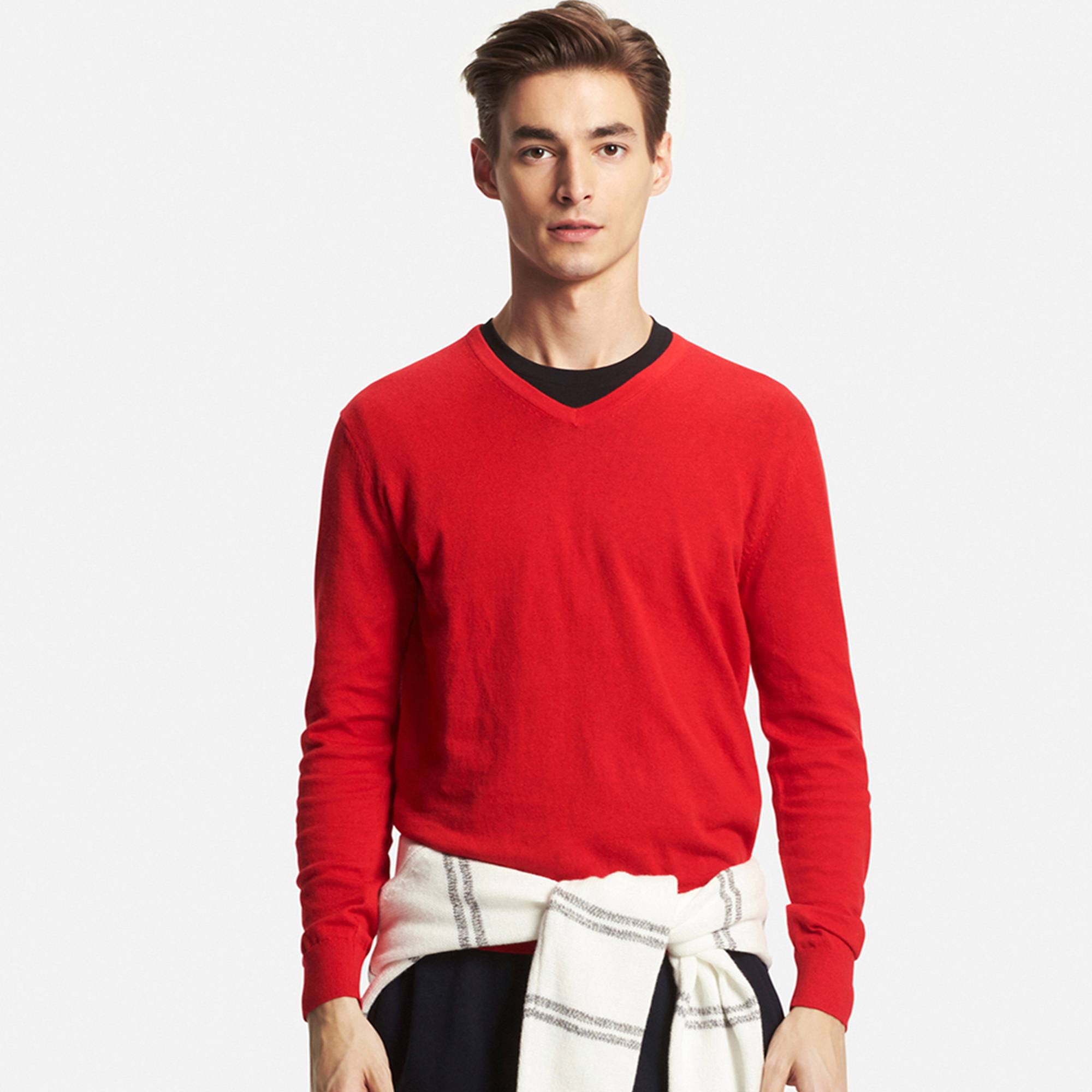 cotton Sweater outfits for men – 17 Ways to Wear Sweaters Fashionably