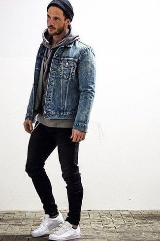Denim Jackets Outfits For Men U2013 17 Ways To Wear Denim Jacket