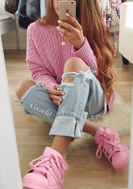 hairstyle-in-dope-outfits Dope Outfits for Girls-24 Cute Dope Fashion Ideas to Check Now