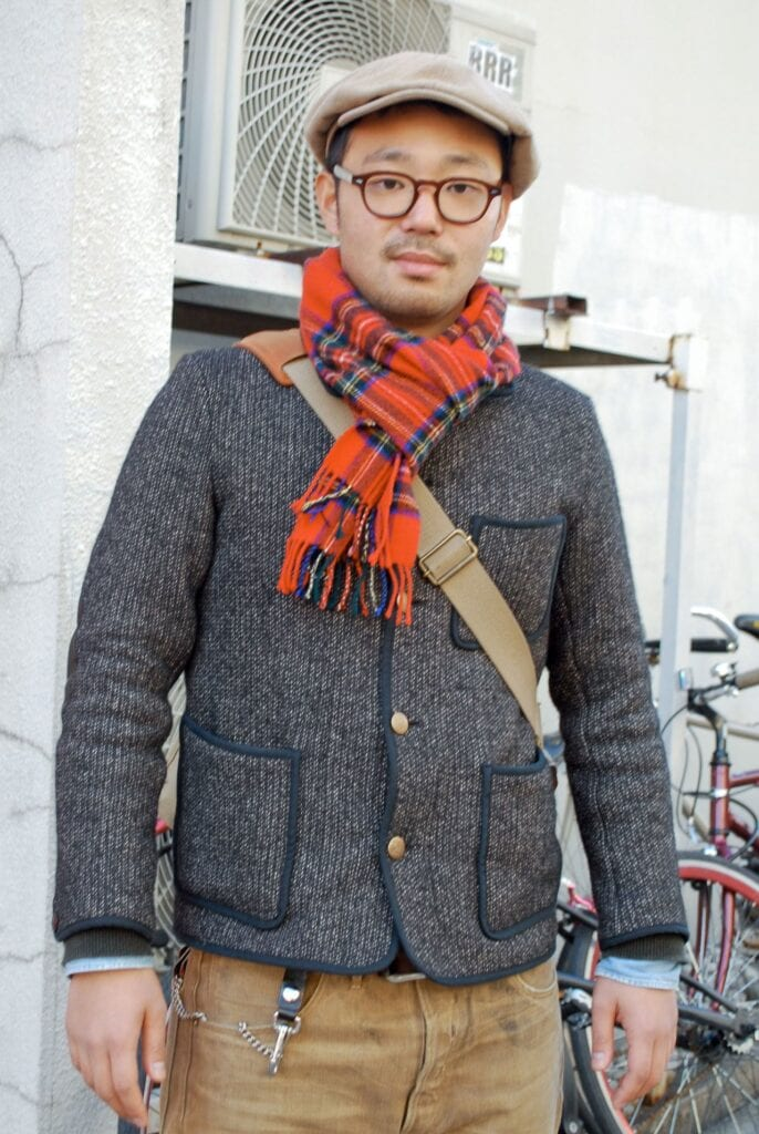plaid-scarf-for-men-686x1024 Men Scarves Fashion - 18 Tips How to Wear Scarves for Guys