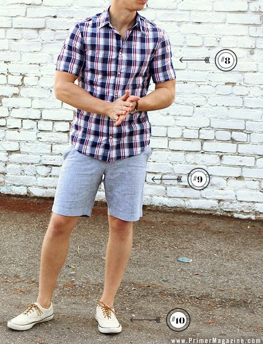 shorts-with-vans Men Outfits with Vans-20 Fashionable Ways to Wear Vans