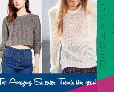 sweater styles2017