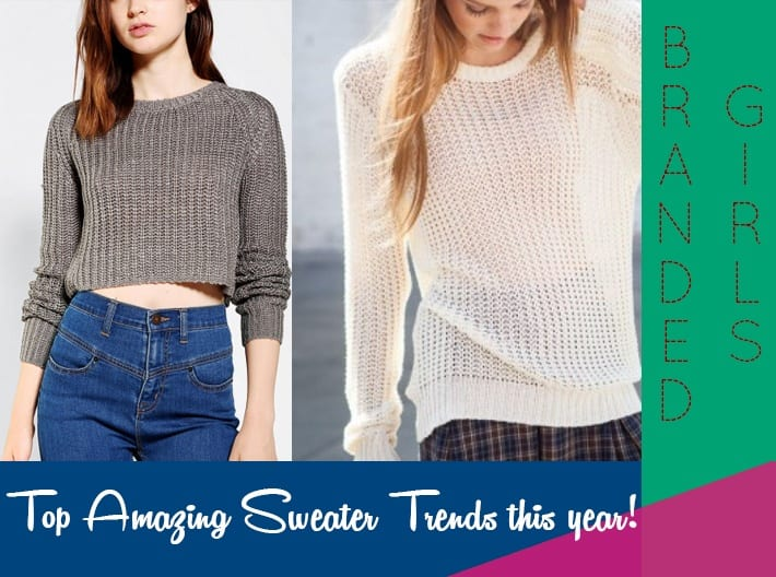 sweater-styles2017 Sweater Styles 2018-18 Best Styles of Sweater for Women this Year