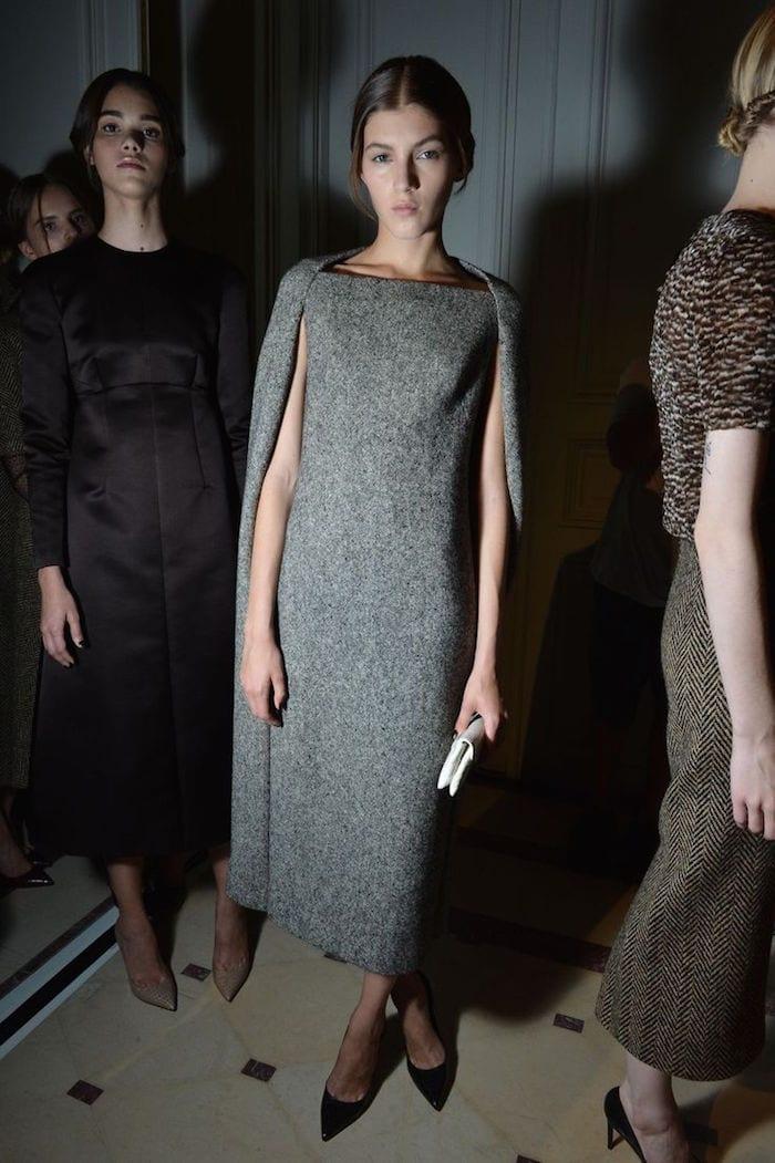 woolen-dress Outfits for Winter Wedding - 19 Best Winter Dresses for Wedding