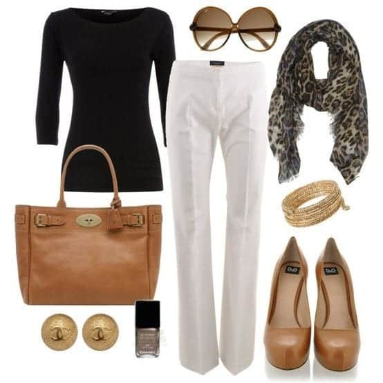 30-Classic-Work-Outfit-Ideas-25 20 Ideal Spring Work Wear Outfits For Women for Elegant Look