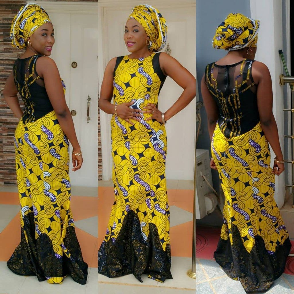 Beautiful-Ankara-Styles-Long-Gown-Armless