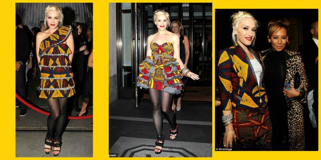 Gwen_Stefani--1024x512 Kitenge Dresses for Young Girls-18 Cute Kitenge Ankara Dress