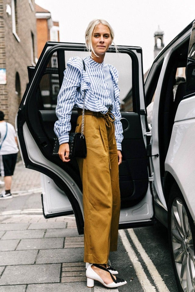 a-fashion-forward-take-on-the-ruffled-top-trend-1975123-1478941412.640x0c Outfits with Ruffle Tops- 15 Ideas How To Wear Ruffle Tops