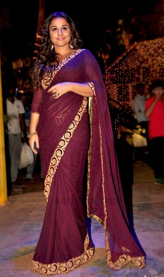 always-light-borders How to Wear Saree for Plus Size–16 Saree Tips for Curvy Ladies