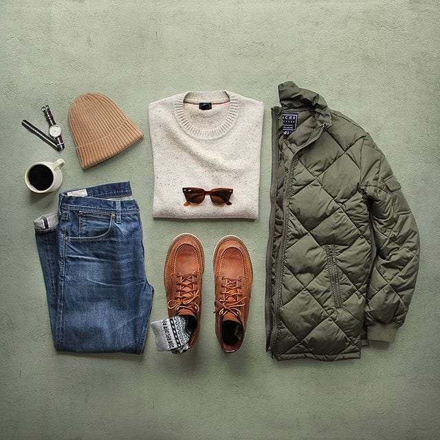 beanie-hat Men Polyvore Outfits– 25 Best Polyvore Combinations For Guys
