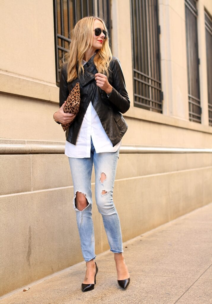 Jeans Outfits in Heels - 20 Ways To Wear Jeans With Heels