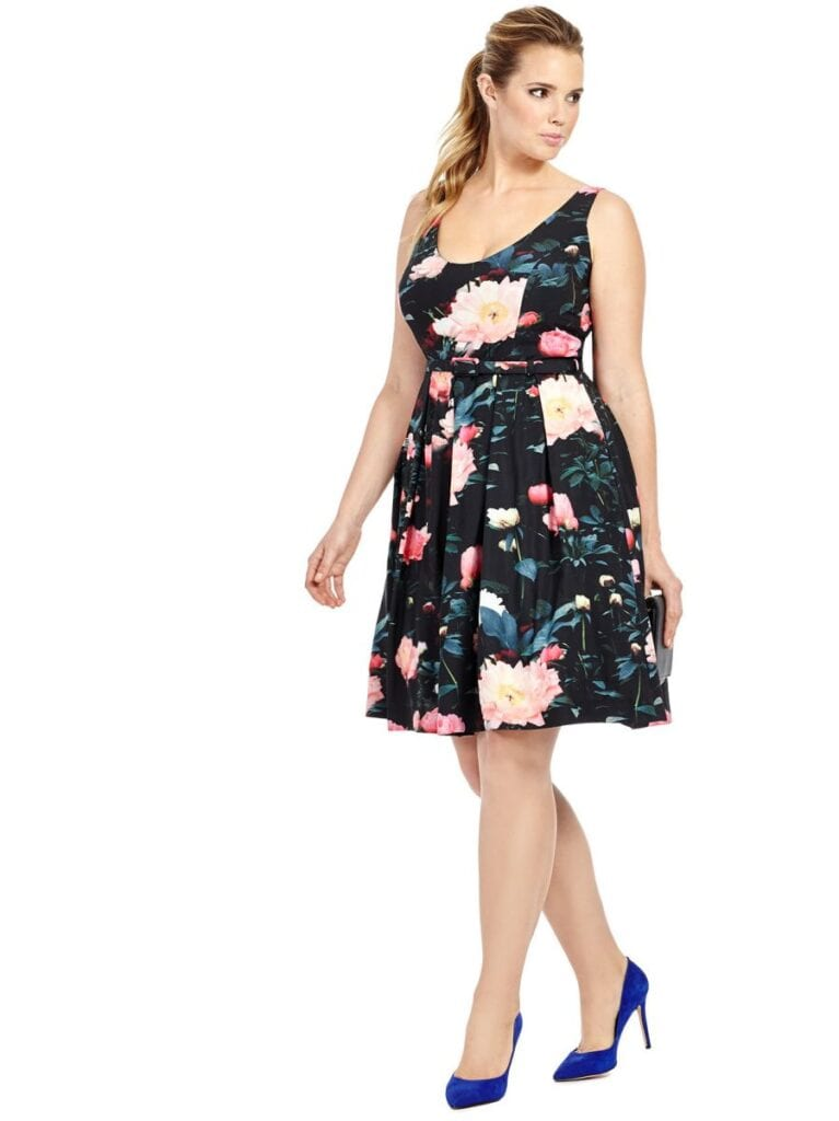 chic-767x1024 Plus Size Date Outfits- 20 Ideas How To Dress Up For First Date