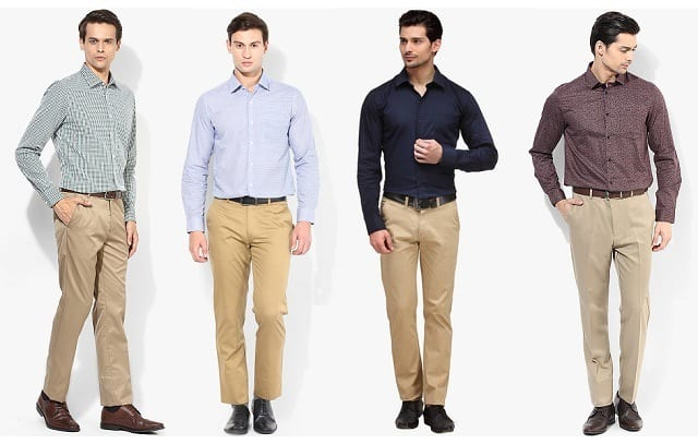 evergreen-khakhi-trouser Clubbing Outfits For Men-19 Ideas on How to Dress for the Club