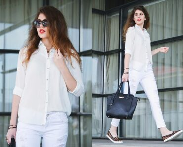 White Shirt Outfits (17)