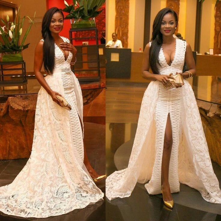 African Wedding Gown: Kitenge Dresses For Wedding-17 Beautiful Kitenge Bridal Design