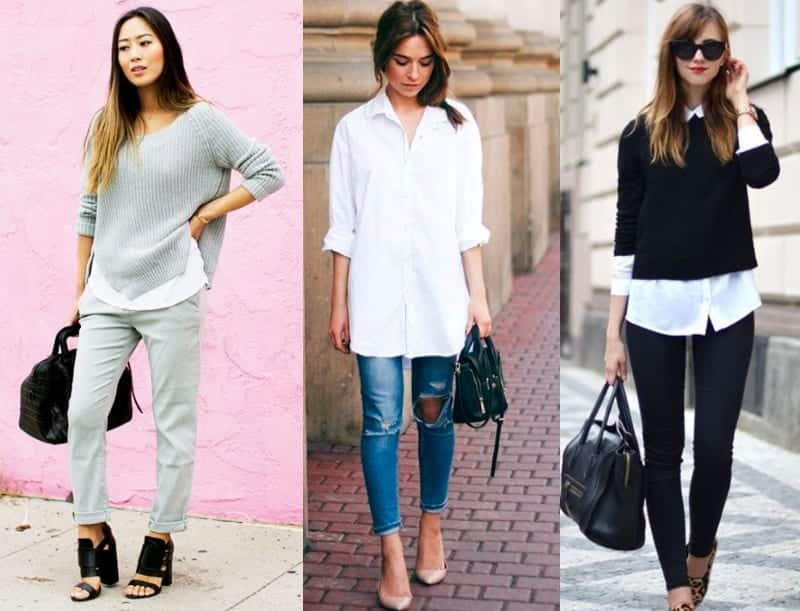 haor-styles-with-jeans-and-heels Jeans Outfits in Heels - 20 Ways To Wear Jeans With Heels