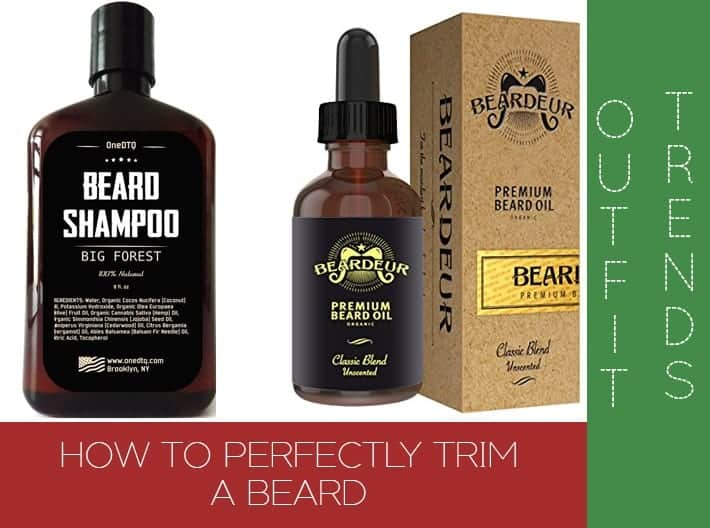 how-to-trim-a-beard How to Trim a Beard- Step by Step Tutorial and Trimming Tips