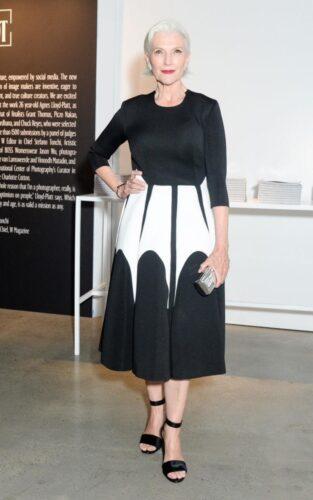 middi skirt for older ladies