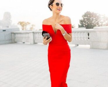 Red Outfits For Women-18 Chic Ways To Wear Red (16)