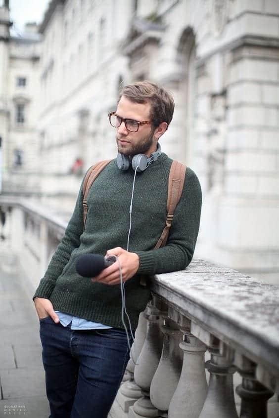 outdoor-work-look Patchy Beard Styles- 40 Best Patchy Facial Hairstyling Ideas