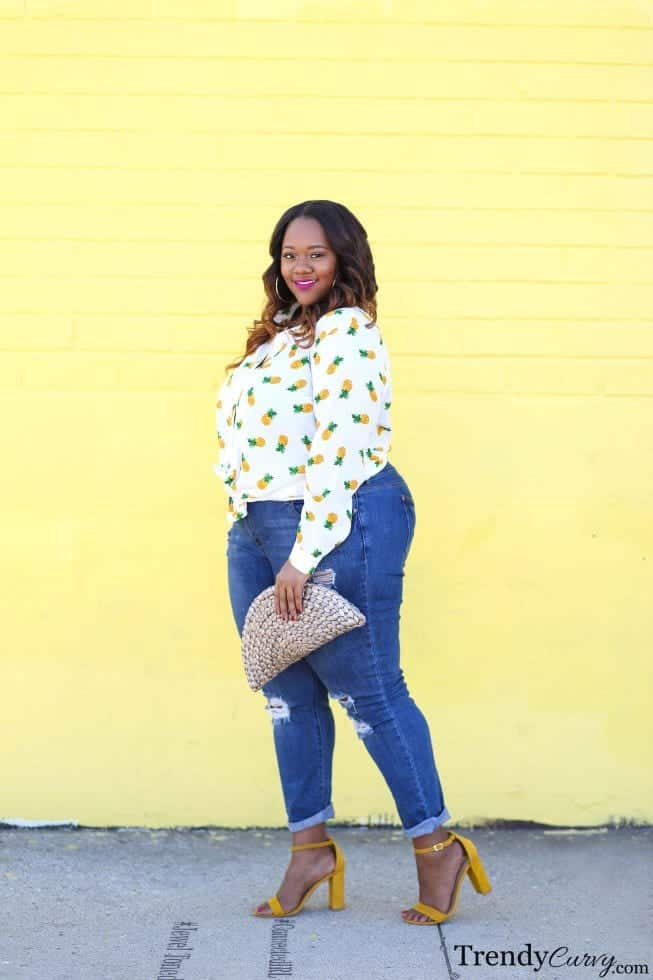 pina Plus Size Date Outfits- 20 Ideas How To Dress Up For First Date