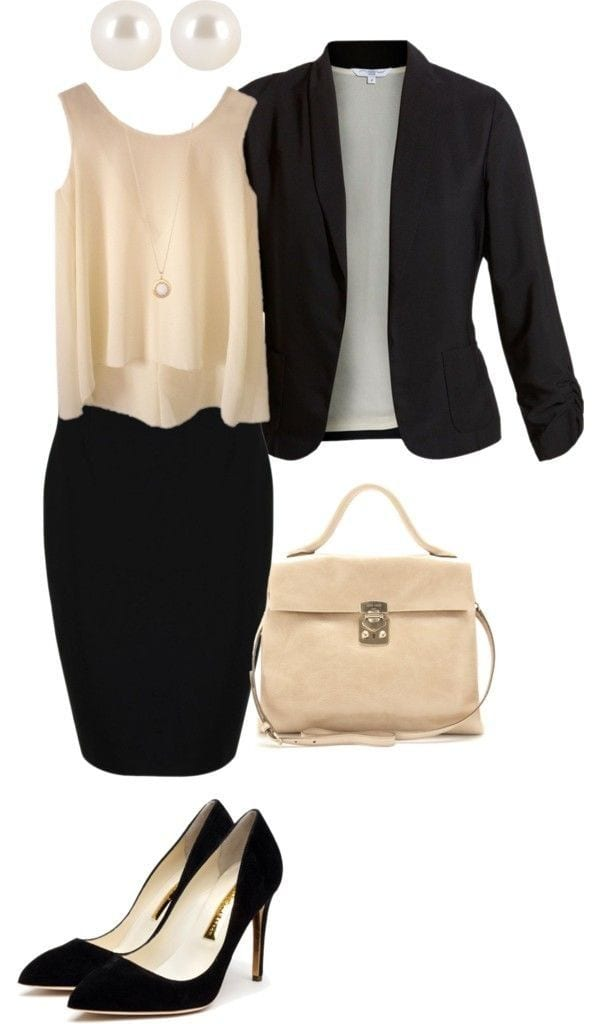 office style for women over 50 u2013 18 elegant work wear outfits
