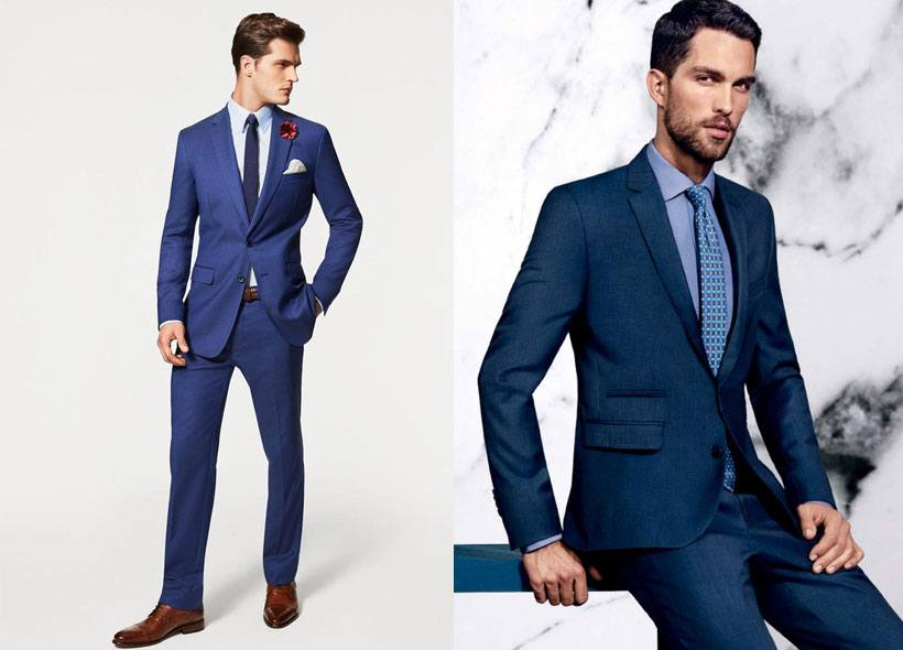 solid-neutral Semi Formal Wedding Attire For Men-20 Best Semi Formal Outfits