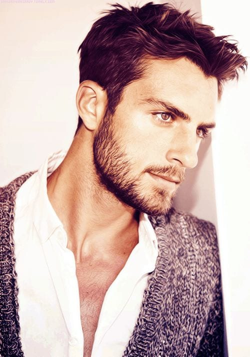 the-cozy-day-look Patchy Beard Styles- 40 Best Patchy Facial Hairstyling Ideas