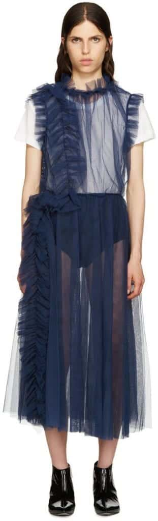 unexpected-311x1024 Outfits with Ruffle Tops- 15 Ideas How To Wear Ruffle Tops
