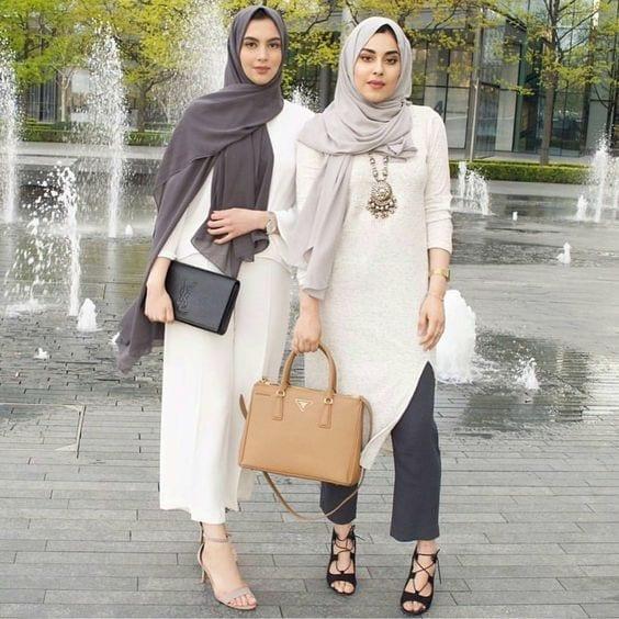 wearing-hijab-for-work Hijab office Wear - 12 Ideas to Wear Hijab at Work Elegantly