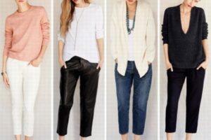 17 ideas how to wear crop pants