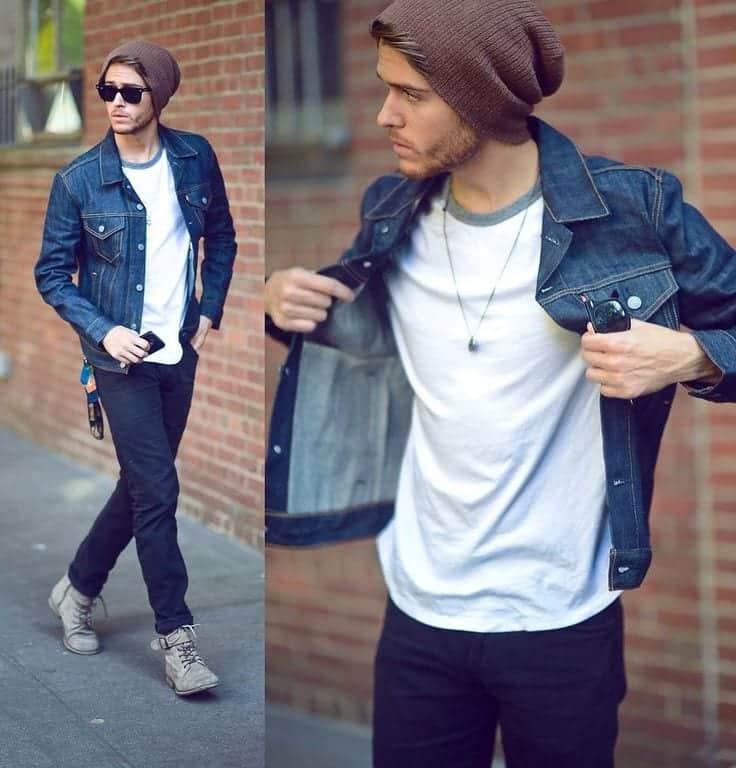 Beanie styles for men (2)
