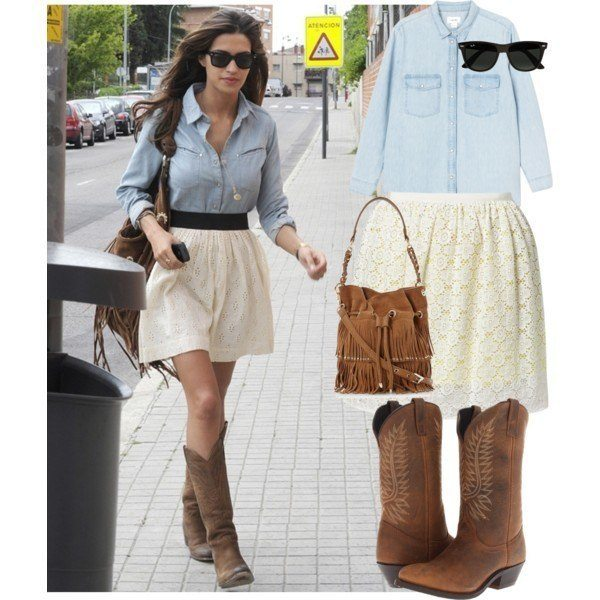 Short-Skirts-For-Teenage-Girls-Summer-Fashion Teenage Girls Fashion-20 Outfit Ideas For Teen Girls In Summer