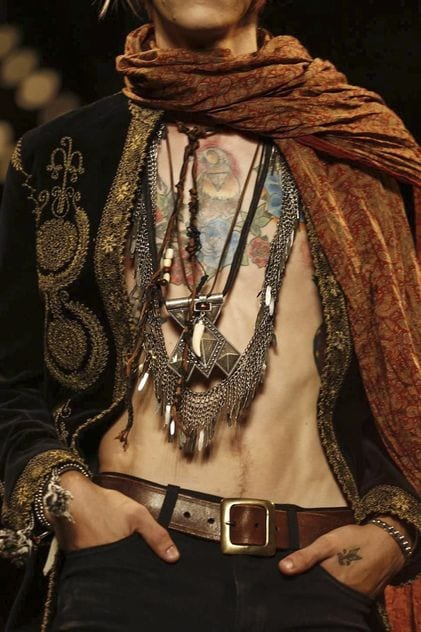 add-on-accessories Bohemian Outfits for Men – 17 Ways to Get Boho Look for Guys