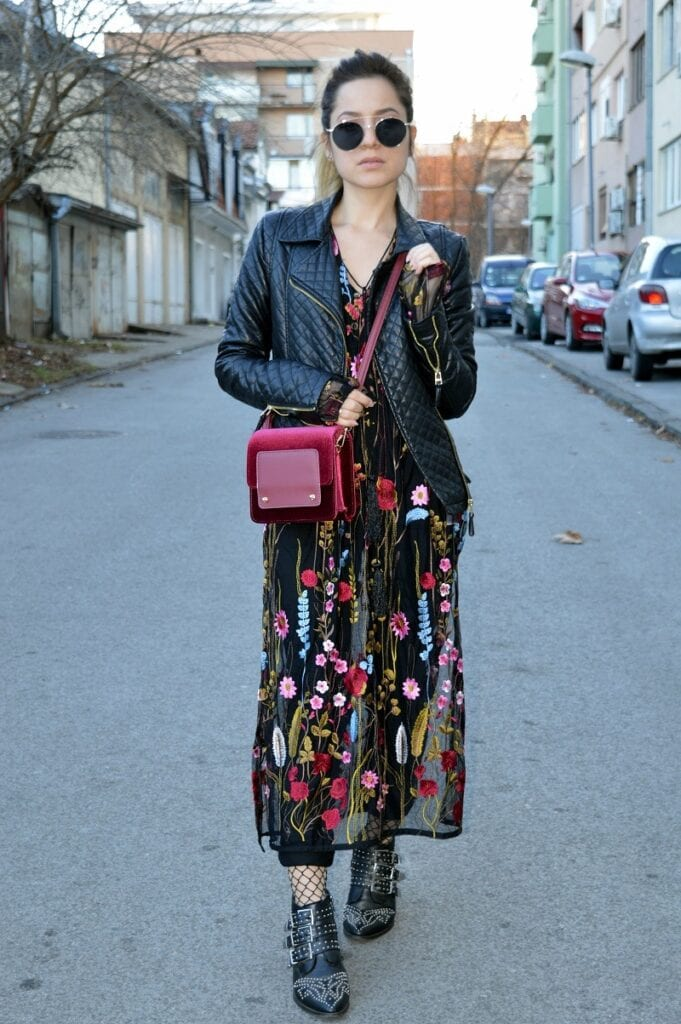 Outfits with Velvet Handbags (14)