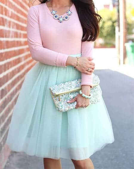 fairytale-look Easter Outfit Ideas 2018 - 20 Ideas What to Wear This Easter