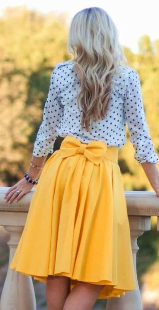 hairstyle-for-this-easter-527x1024 Easter Outfit Ideas 2018 - 20 Ideas What to Wear This Easter