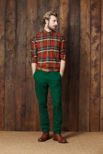 how-to-roll-up-flannel-sleeves-333x500 Guys Flannel Shirts - 20 Best Flannel Outfit Ideas for Men