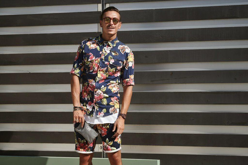 Floral Shirt Outfit For Men 25 Ways To Wear Guys Floral Shirts
