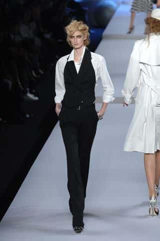 suit-vest What to Wear with a Vest – 20 Best Vest Outfit Ideas for Women