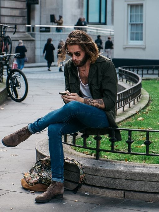 tattoo-it-up Bohemian Outfits for Men – 17 Ways to Get Boho Look for Guys