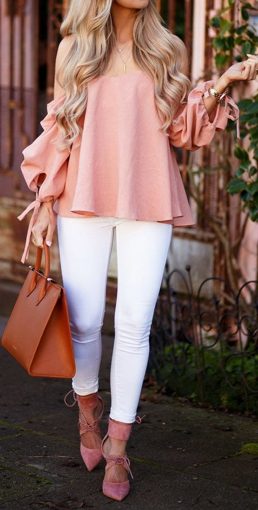 the-chic-lady Easter Outfit Ideas 2018 - 20 Ideas What to Wear This Easter