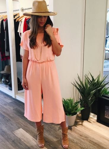 the-jumpsuit Easter Outfit Ideas 2018 - 20 Ideas What to Wear This Easter
