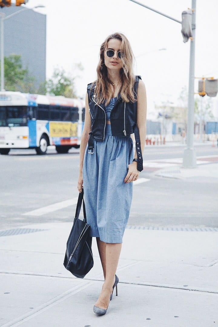 What To Wear With A Vest–20 Best Vest Outfit Ideas For Women