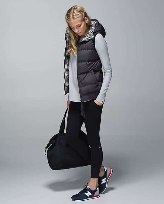 vest-with-hood What to Wear with a Vest – 20 Best Vest Outfit Ideas for Women