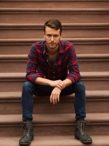 ways-to-wear-a-flannel-shirt-375x500 Guys Flannel Shirts - 20 Best Flannel Outfit Ideas for Men