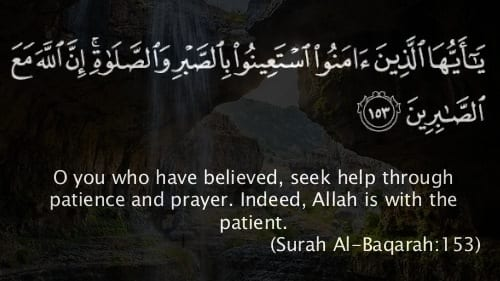 Quotes About Seeking Help: Islamic Quotes About Patience-20 Quotes Described With Essence